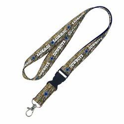 NFL Dallas Cowboys Lanyard with Detachable Buckle RealTree