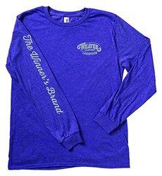 Weaver Ladies Winner's Brand Long Sleeve T-Shirt