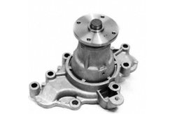 Bosch 97092 New Water Pump Replacement Part - Silver