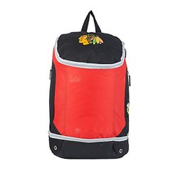 NHL Chicago Blackhawks Jump Backpack, 20-Inch, Red