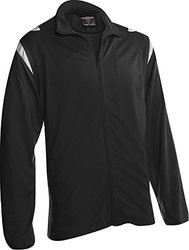 Vizari Men's Cambria Jacket - Black - Size: Youth Medium