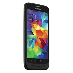 mophie Juice Pack Black 3000 mAh Battery Case for Samsung Galaxy S5