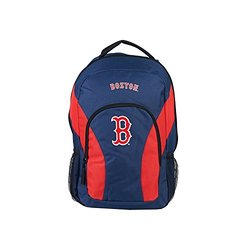 MLB Boston Red Sox DraftDay Backpack, 18-Inch - Blue