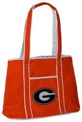NCAA Georgia Bulldogs Hampton Tote