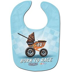 NASCAR Tony Stewart WCRA2206615 All Pro Baby Bib