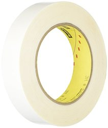TapeCase 1-inch x36-yard Converted from 3M 5425 Transparent PTFE/UHMW Tape