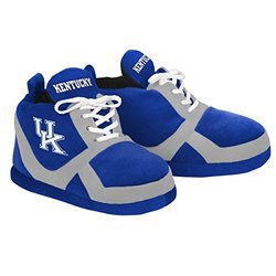 NCAA Kentucky Wildcats 2015 Unisex Sneaker Slippers - Blue - Size: X-Large
