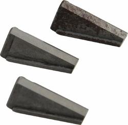 3-Pc Standard Set Of Jaws for Hi-Precision Keyless Drill Chuck (70706)
