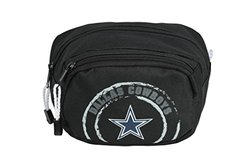 NFL Carolina Panthers Sweet Spot Travel Pack, 9-Inch, Black