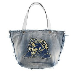 NCAA Pittsburgh Panthers Vintage Tote, Blue