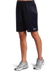 ASICS Men's Team 9 Mesh Shorts II, Navy, XX-Large