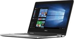 """Inspiron 13.3"""" Laptop i7 2.5GHz 12GB 512GB Windows 10 -Gray(I7368-5432GRY)"""