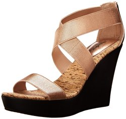 Charles By Charles David Pauline Sandals - Rose Gold - Size: 8