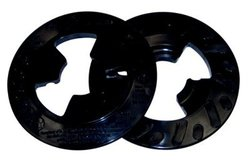 3M disc pad face plate; rib 28657 [PRICE is per PLATE]