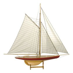 Authentic Models AS055 Sail Model Defender  1895