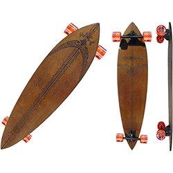 "Kahuna Creations 47"" Haka Cruiser Complete Longboard"