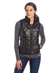 TuffRider Women's Alpine Quilted Vest - Black - Size: 1X