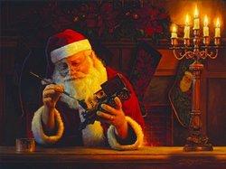 Christmas Eve Touches pc SOI47014 SUNSOUT 1000
