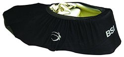 BSI Lycra Shoe Covers, Black, XX-Large