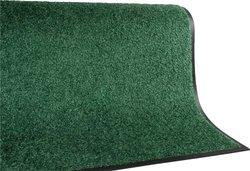 Andersen 100 TriGrip Nylon Fiber Interior Floor Mat, Non-Woven Polyester and SBR Rubber Backing, 6' Length x 4' Width, Emerald Green