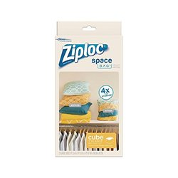 Ziploc Cube Bags - Extra Large - Pack of 2