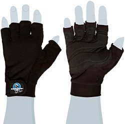 Progryp Ultra-Grip Gloves, Black, X-Small