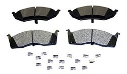 Monroe DX642 Dynamic Premium Brake Pad Set
