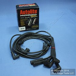 Autolite 96107 Spark Plug Wire Set for Vehicles