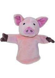 The Puppet Company - CarPets - Pig Hand Puppet [Toy] [Toy]