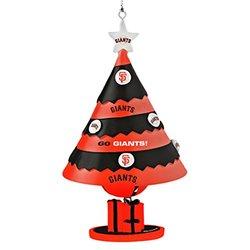MLB San Francisco Giants Tree Bell Ornament