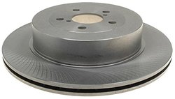 ACDelco 18A1823 Professional Rear Drum In-Hat Disc Brake Rotor