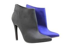 MAFG Women's Jaime Stiletto Bootie - Black - Size: 7