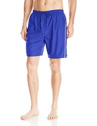 Speedo Men's Tech Volley, Atlantic Blue, Small