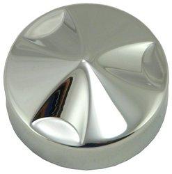 Yana Shiki CA4275 Chrome Pointed Style Yoke Cap for BMW S1000RR