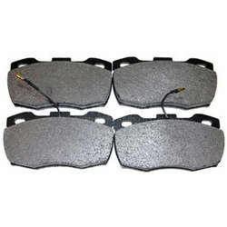 Beck Arnley  087-1653  Semi-Metallic Brake Pads