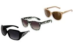 Sun Lily Women's Designer Style Sunglasses