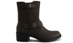 Eastland Women's Canterbury Midshaft Boot - Brown - Size: 7.5