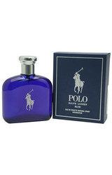 Ralph Lauren Men's Fragrances - Polo Blue EDT Spray - 4.2 Oz