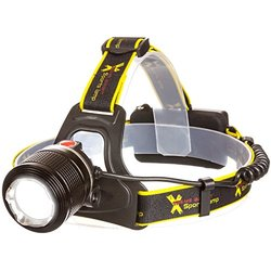 Xtreme Bright Sport LED Camping Headlamp - Midnight Black