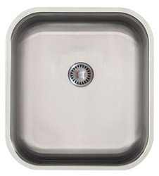 Lenova Perma Clean 16 Gauge Stainless Steel Classic Kitchen Sink