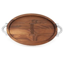BigWood Boards Cutting Board with Groove or Serving Tray - Large