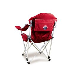 Picnic Time NBA Washington Wizards Reclining Camp Chair - Red