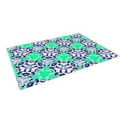 "Kess InHouse Debora Chodik ""Calendoscope"" Outdoor Floor Mat/Rug - 5 by 7ft"