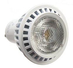 Avalon LED Z002 50W GU10 LED with CREE Chip Pack of 10 - Cool White