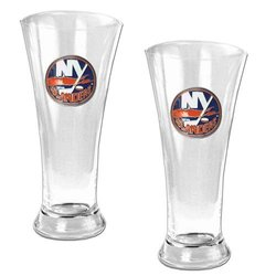 Great American NHL Pilsner Glass Set - 19Oz