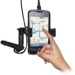 Amzer Lighter Socket Phone Mount for Huawei Ascend M860 - Black (AMZ93458)