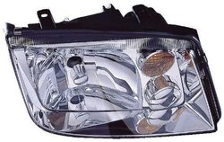 Depo 341-1106r-as-y Volkswagen Jetta Passenger Side Headlight Assembly