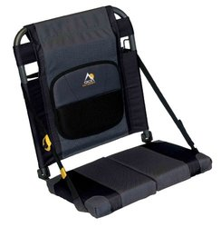 GCI Outdoor The Sitbacker Canoe Chair - Black