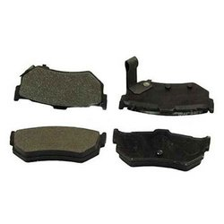 Beck Arnley 082-1557 New Premium Brake Pads