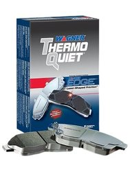 Wagner ThermoQuiet  Ceramic Disc Pad Set - Rear (PD553A)